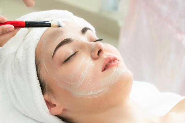 hidratación facial pamplona
