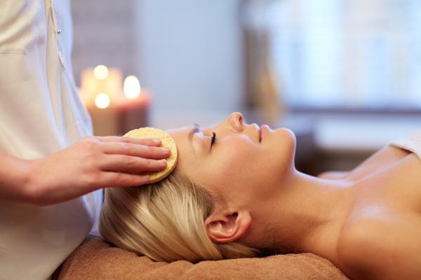 masaje facial pamplona